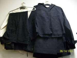 World War II United States Navy Miltary Uniform