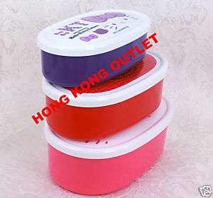 Sanrio HELLO KITTY Bento Lunch Box Container Case G30