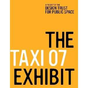 The Taxi 07 Exhibit (9780977717552): Megan Canning