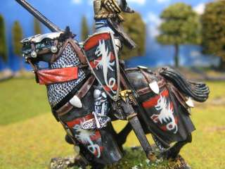 DPS painted Bretonnian Knights of the Realm BR018
