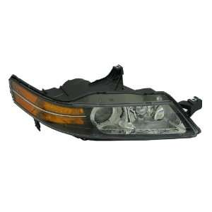 Acura TL Passenger Side Replacement Headlight