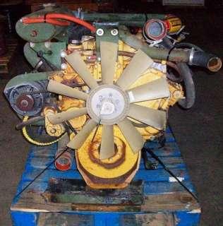 Caterpillar 3116 6.6L Turbo Diesel Engine w/ AT1545P Allison Auto