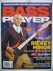 Bass Player Rickey Minor ay Leno Graham Maby Joe Jackson Jan 2011