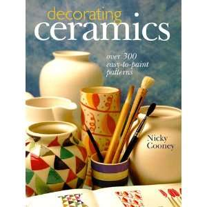 Over 300 Easy to Paint Patterns (9780806963259) Nicky Cooney Books