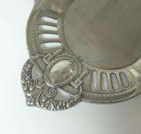 ANTIQUE WMF SILVER PLATED TRAY ART NOUVEAU VERY BEAUTY