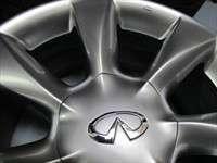Four 08 10 Infiniti EX35 Factory 17 Wheels OEM Rims 73699 D03001BA2A