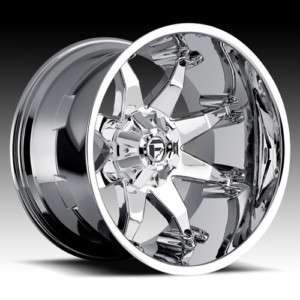OFF ROAD CHROME WHEELS 22 X 14 OCTANE CHEVY SILVERADO 1500 LIFTED 4X4