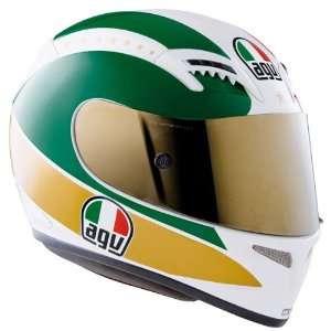 AGV T 2 Giacomo Agostini Replica DOT ECE Motorcycle Street Race MotoGP