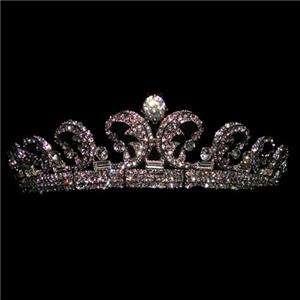 Replica Kate & William Royal Austrian Rhinestone Crystal Wedding Hair