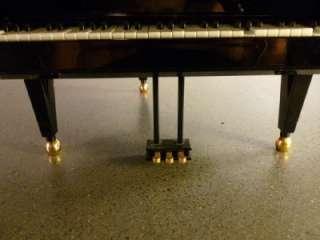 Wonderland Classical Music Box Grand Piano 6 Songs Moving Keys