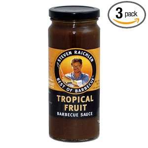 Steven Raichlen Best Of Barbecue Tropical Fruit Barbecue Sauce, 16