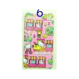 iPhone 4G Cute Hello Kitty at Amusement Park Style Soft