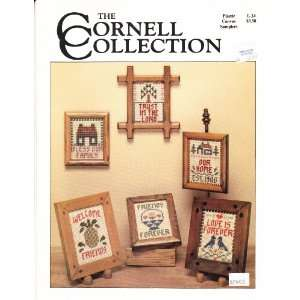 The Cornell Collection Plastic Canvas Samplers. (L 24