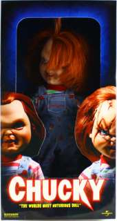 SIDESHOW CHILDS PLAY CHUCKY 14 DOLL GOOD GUYS CLEAN VERSION RARE