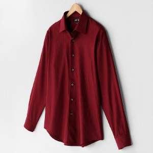 Apt 9 Men Solid Tonal stripe Casual/Dress Shirt~$42~NWT