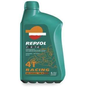 Repsol Moto Racing 4T Oil Automotive