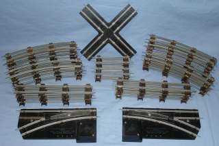 Gilbert American Flyer Lines 3 16 Scale Trains Curved Straight Track