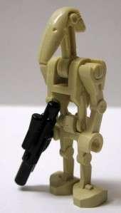 Star Wars LEGO 8036 BATTLE DROID MINI FIGURE SEPARATIST