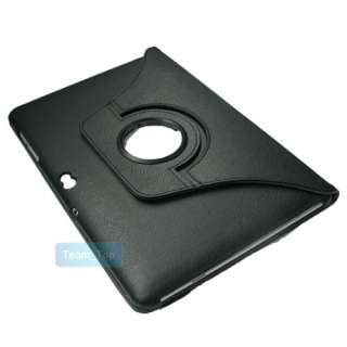 More Colors 360° Rotating Stand Leather Case Samsung Galaxy Tab 10.1