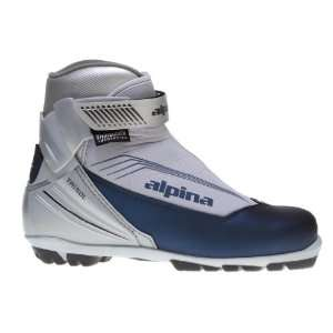 Alpina TR 50L Cross Country Boots Indigo Womens Sports