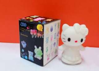 Cute Hello Kitty Night Light LED Colors Changing Lamp Z14