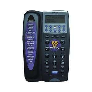 Speakerphone with Digital Answering Machine   Black: Electronics