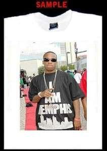 YO GOTTI MEMPHIS CUSTOM T SHIRT TEE rap hip hop T174