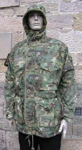 BRITISH ARMY STYLE MULTICAM SPECIAL FORCES COMBAT SMOCK