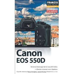 Foto Pocket Canon EOS 550D (9783645600613) Christian
