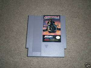 NES AIRWOLF GAME (VERY FUN) AIR WOLF 021481103035