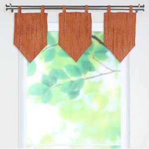 Counted Collection Valances   tab top valance, Wall Of