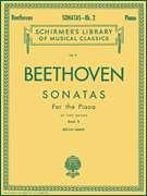 beethoven sonatas book 2 piano book composer ludwig van beethoven