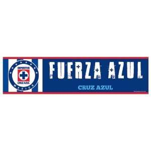 Club Deportivo Cruz Azul Bumper strips: Everything Else