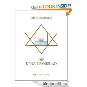Die Kena Upanishad (German Edition) Sri Aurobindo  Kindle