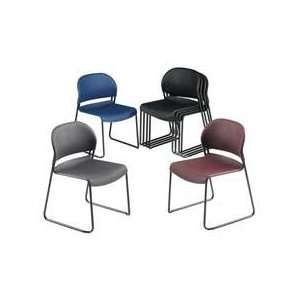 HON Company Products   Armless Stacking Chair, 21x21 1/2