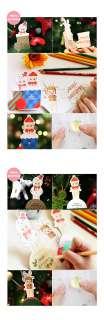 Message Card Envelope Sonny Angel Christmas Card 6EA SET [Cupid Gift