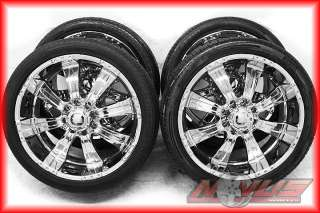 24 CHEVY SILVERADO 2500 GMC SIERRA WHEELS TIRES 18 20