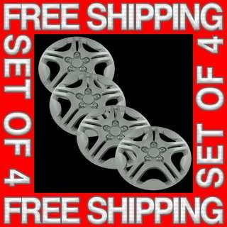 New 15 CHEVY MALIBU Hubcaps Center Hub Caps Wheel Rim Covers SET FREE