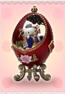 Japan Egg Hello Kitty Formation Arts Chinese Empress