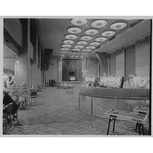 Photo Hotel New Yorker. Large ballroom 1960  Home