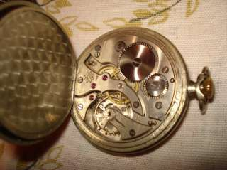 ANTIQUE JUNGHANS GERMAN UNUSUAL cir. 1920 VERY RARE!