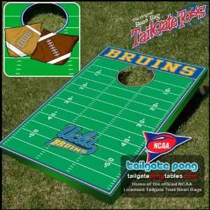 UCLA Bruins College Tailgate Toss Cornhole Game   FREE