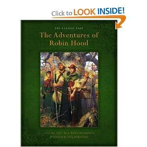 Adventures of Robin Hood (9780762421978) J. Walker