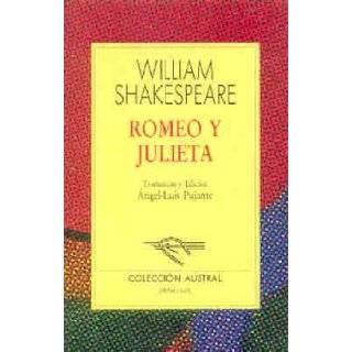 Romeo y Julieta (Colección Austral)