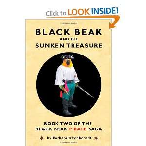 Black Beak And The Sunken Treasure (The Black Beak Pirate Saga, Book 2