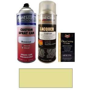 12.5 Oz. Fly Yellow (82741) Spray Can Paint Kit for 1997