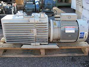 Leybold D60AC Mechanical Two Stage Vacuum Pump