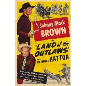 Johnny Mack Brown)(Raymond Hatton)(Stephen Keyes)(Nan Holliday)(Hugh