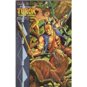 The Original Turok, Son of Stone #2 May 1995: Robin Klein