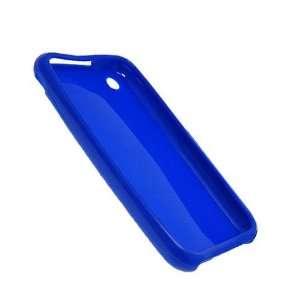 Modern Tech Blue Gel Skin/ Case for Apple iPhone 3G/ 3GS